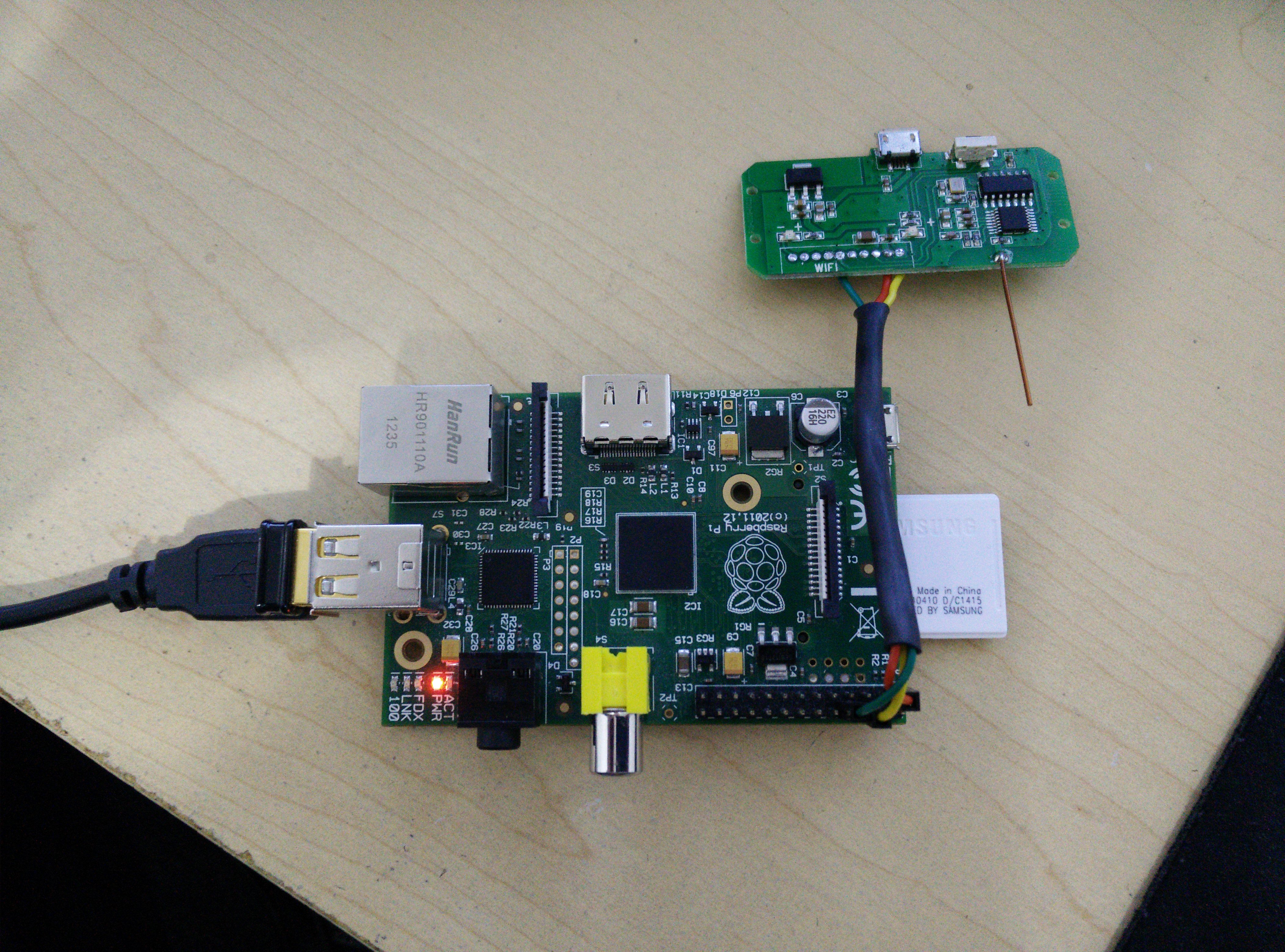 LimitlessLED WiFi Bridge 4 0 Conversion to Raspberry Pi - Server