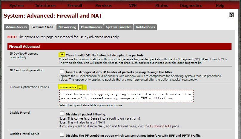 PfSense, VLAN's, and SSH Disconnects - Server Network Tech